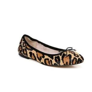 Sam Edelman Felicia leopard print flats Size 8